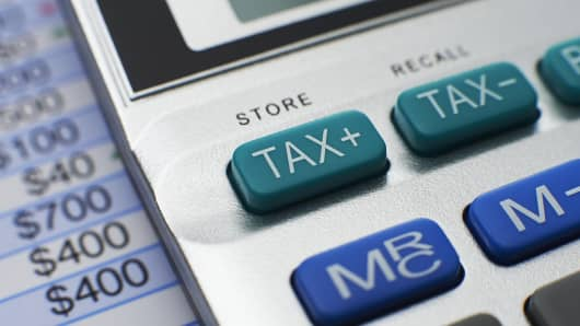 Tax calculator taxes